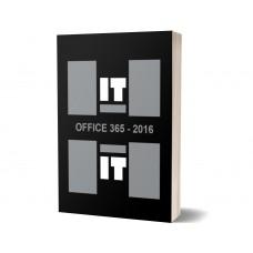 HIT = OFFICE 365 - 2016  Word, Excel en PowerPoint      (inclusief licentie 2 jaar) ISBN 978-90-823898-4-5